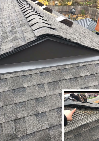 Roof Repair in Burlington Image