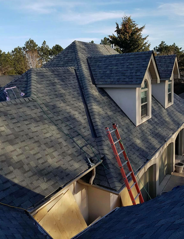 Roof Replacement in Burlington Image