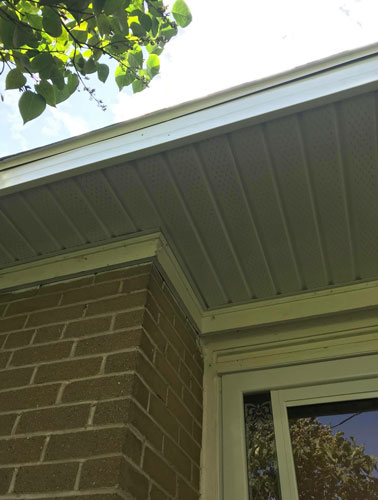 soffit and fascia service image